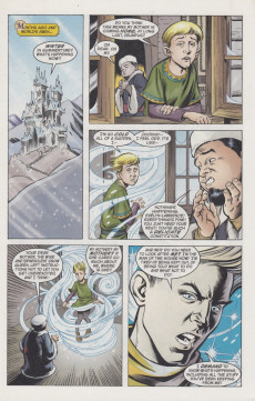 Extrait de Jack of Fables (2006) -33- The great fables crossover part 2 of 9: Swap meet