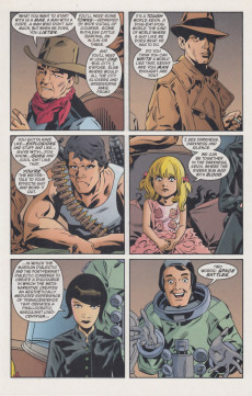 Extrait de Literals (the) (2009) -1- The great fables crossover part 3 of 9: Start as deep in the story as you can