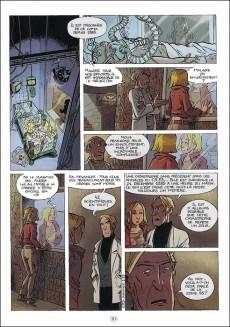 Extrait de Les démons d'Alexia -1- L'Héritage