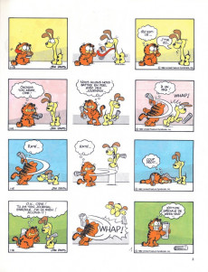 Extrait de Garfield -5c2013- Moi, on m'aime