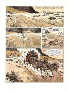 Extrait de Comanche -3d1983b- Les loups du Wyoming