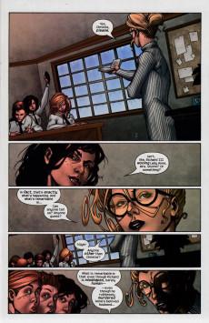 Extrait de Marvel Knights 4 (2004) -8- Frozen part 1