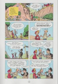 Extrait de Spirou und Fantasio  -7- Das versteck der muräne