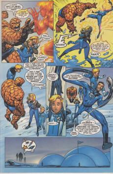 Extrait de Fantastic Four (1998) -1- Vive la fantastique!