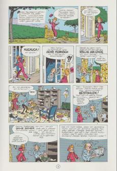 Extrait de Spirou und Fantasio  -6- Der doppelte fantasio