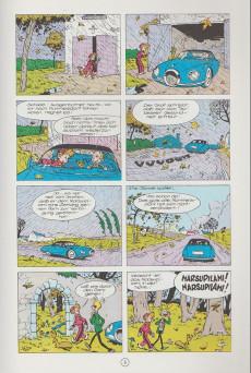 Extrait de Spirou und Fantasio  -5- Champignons für den diktator