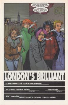 Extrait de Gen13 (1995) -AN01- London's brilliant