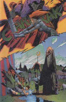 Extrait de Gen13 Bootleg (1996) -7- Renaissance ruckus