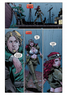 Extrait de Legenderry -3- Red Sonja