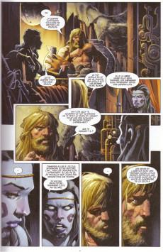 Extrait de X-O Manowar (2018) -1- De Soldat à Général