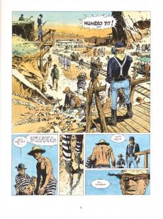 Extrait de Comanche -5a1983- Le Désert sans lumière