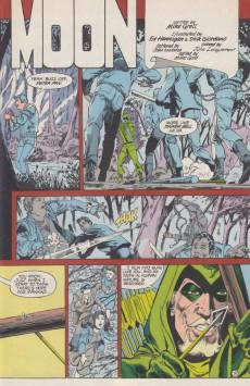 Extrait de Green Arrow (DC comics - 1988) -1- Hunters Moon