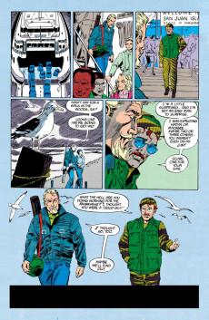 Extrait de Green Arrow (DC comics - 1988) -4- The Champions part 2