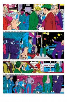 Extrait de Green Arrow (DC comics - 1988) -5- Gauntlet