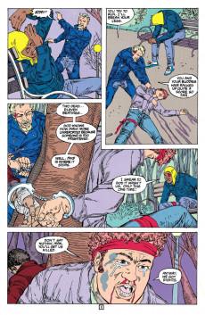 Extrait de Green Arrow (DC comics - 1988) -6- Gauntlet part 2