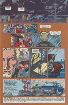 Extrait de Green Arrow (DC comics - 1988) -7- Black Canary