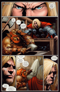 Extrait de Mighty Thor (Marvel Deluxe) -2- Combustion Totale