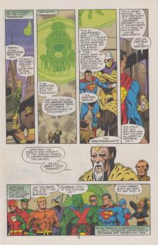Extrait de Silver Age: Green Lantern (2000) -1- Alone...against injustice!