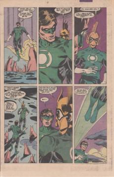 Extrait de Green Lantern: Emerald Dawn (1989) -4- The Corps
