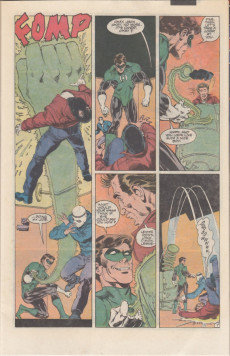 Extrait de Green Lantern: Emerald Dawn II (1991) -1- The Power That Be