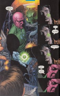 Extrait de Green Lantern Vol.4 (DC Comics - 2005) -1- Airborne