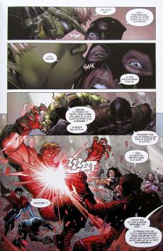 Extrait de Avengers (Marvel Icons) -HS1- Avengers - Allan Heinberg - Jim Cheung