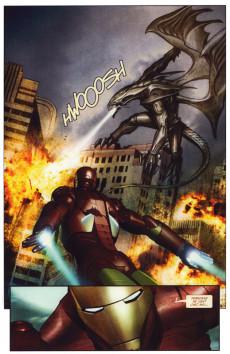 Extrait de Captain America (Marvel Deluxe) -9- La légende vivante