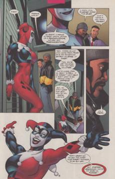 Extrait de Harley Quinn Vol.1 (DC Comics - 2000) -4- The Wilde Life