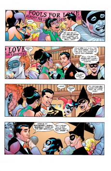 Extrait de Harley Quinn Vol.1 (DC Comics - 2000) -6- Who wants to rob a millionaire?