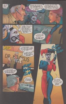 Extrait de Harley Quinn Vol.1 (DC Comics - 2000) -8- Be cruel 2 your school