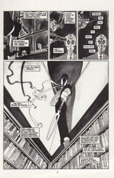 Extrait de Grendel: Black, White & Red (1998) -1- Grendel: Black, White & Red #1