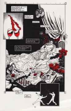 Extrait de Grendel: Black, White & Red (1998) -2- Grendel: Black, White & Red #2