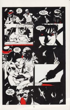 Extrait de Grendel: Black, White & Red (1998) -4- Grendel: Black, White & Red #4