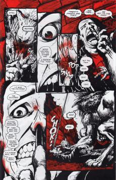 Extrait de Grendel: Red, White, & Black (2002) -4- Grendel: Red, White, & Black #4
