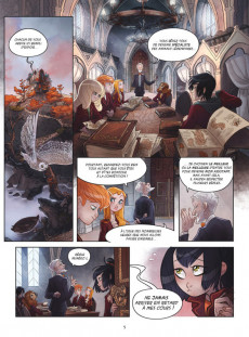 Extrait de Sorceline -1- Un jour je serai fantasticologue !