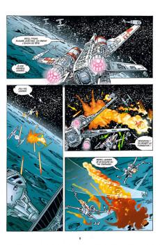 Extrait de Star Wars - X-Wing Rogue Squadron (Delcourt) -INT03- Intégrale III