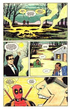 Extrait de Deadpool - Flash-Back