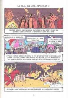 Extrait de La petite Bédéthèque des Savoirs -23- Naissance de la Bible - Comment elle a été écrite