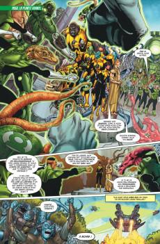 Extrait de Green Lantern Rebirth -2- Ennemis rapprochés
