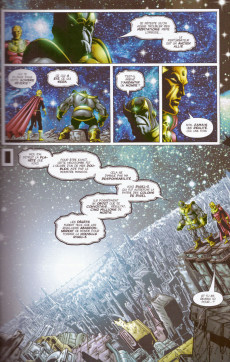 Extrait de Thanos : Le samaritain