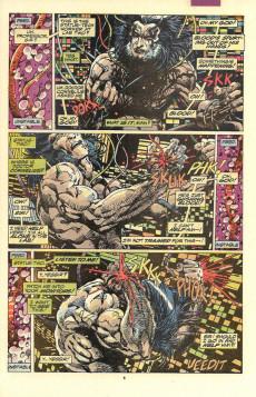 Extrait de Marvel Comics Presents (1988) -74- Weapon X