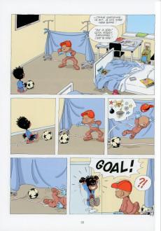 Extrait de Boule à zéro -7- Goal