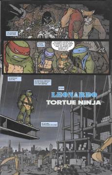 Extrait de Free Comic Book Day 2018 (France) - Teenage Mutant Ninja Turtles - Les Tortues Ninja