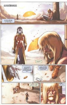 Extrait de Free Comic Book Day 2018 (France) - X-O Manowar