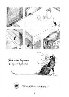 Extrait de Rat et les animaux moches