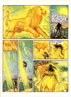 Extrait de La saga de Vam -2- L'Enfant d'argile