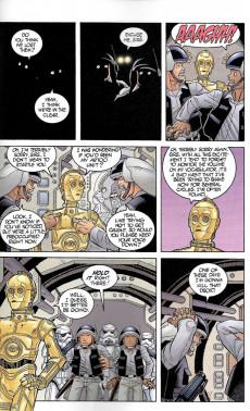 Extrait de Star Wars: Tag & Bink Were Here (2018) - Tome INT