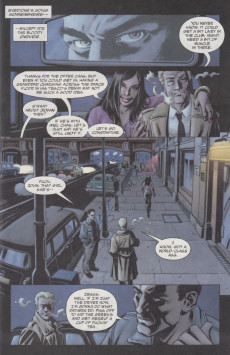 Extrait de Hellblazer Special: Chas (2008) -1- Chas: The knowledge #1 of 5