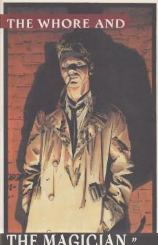 Extrait de Vertigo Secret Files: Hellblazer (2000) -1- Vertigo secret files: Hellblazer
