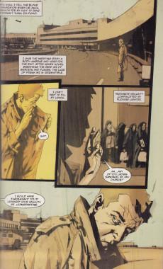 Extrait de John Constantine, Hellblazer: Pandemonium (2010) -GN- Hellblazer: Pandemonium